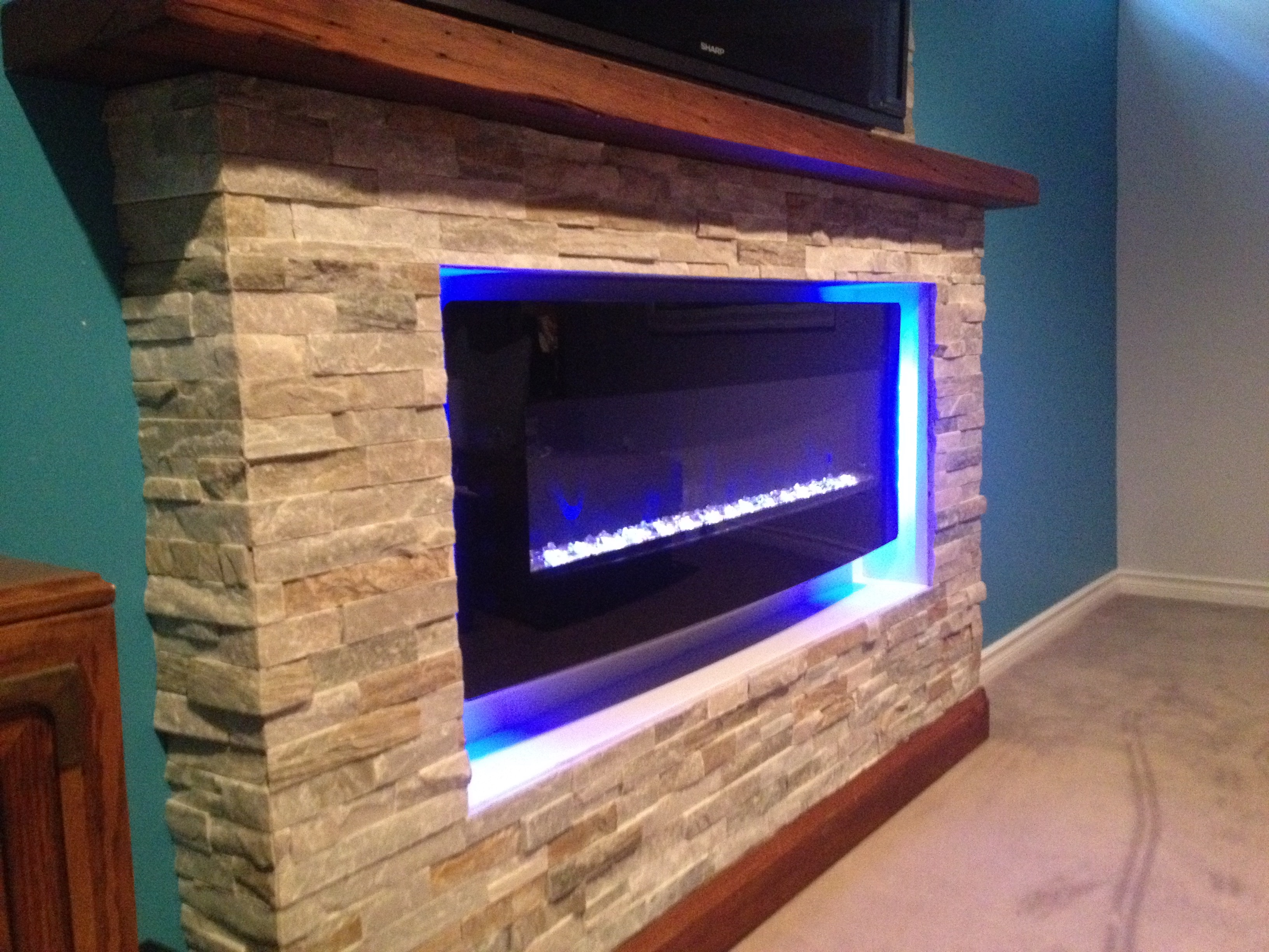 wood mantel with fireplace mantle electric btu